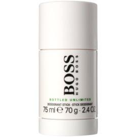 Hugo Boss Boss Bottled Unlimited Deo-Stick für Herren 75 ml