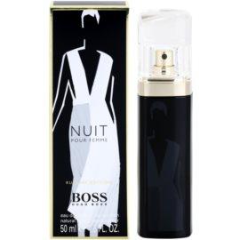 Hugo Boss Boss Nuit Runway Edition Eau de Parfum für Damen 50 ml