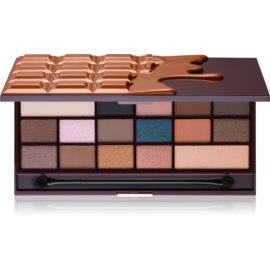 I Heart Revolution Chocolate paleta de sombras de ojos tono Salted Caramel  22 g