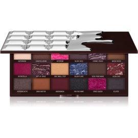 I Heart Revolution Chocolate paleta de sombras de ojos tono Galactic 22 g
