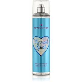 I Heart Revolution Body Mist osvežujoče pršilo za telo za ženske z vonjem Mermaid Splash 236 ml