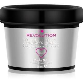 I Heart Revolution Rainbow Paste dentifricio per capelli colore Silver Angel 75 ml
