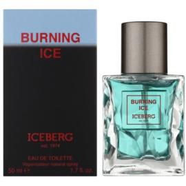 Iceberg Burning Ice Eau de Toilette für Herren 50 ml
