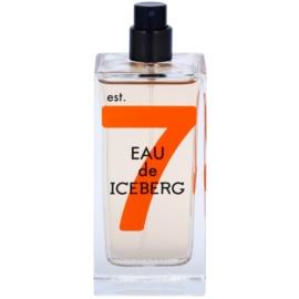 Iceberg Eau de Iceberg Sensual Musk toaletní voda tester pro ženy 100 ml