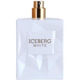 Iceberg White toaletní voda tester pro ženy 100 ml