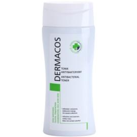 Ideepharm Dermacos Combination Oily Acne Skin antibakterielles Tonikum für fettige und problematische Haut  200 ml