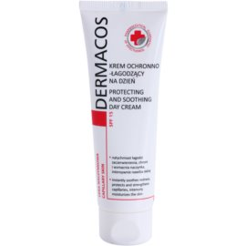 Ideepharm Dermacos Capillary Protective and Soothing Cream to Reduce Skin Redness SPF 15  50 ml