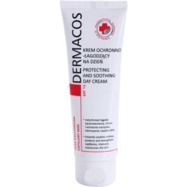 Ideepharm Dermacos Capillary crema protectora y calmante anti-rojeces  SPF 15  50 ml