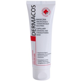 Ideepharm Dermacos Capillary masca fortifianta impotriva rosetii si a vizibilitatii venelor  50 ml