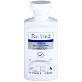 Ideepharm FarMed Shampoo gegen fettige Schuppen  330 ml