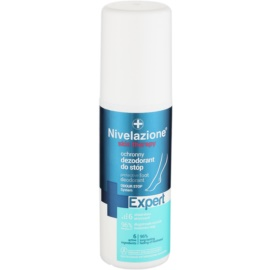 Ideepharm Nivelazione Expert felfrissítő dezodor lábakra  125 ml