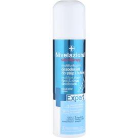 Ideepharm Nivelazione Expert desodorante en spray para pies y zapatos   150 ml