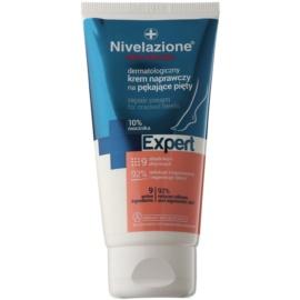 Ideepharm Nivelazione Expert krém na popraskané päty s regeneračným účinkom  75 ml