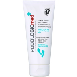 Ideepharm Podologic Med Protective Foot Cream With Antibacterial Ingredients  100 ml