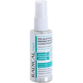 Ideepharm Radical Med Psoriasis професійний заспокоюючий догляд за шкірою, враженою псоріазом  50 мл
