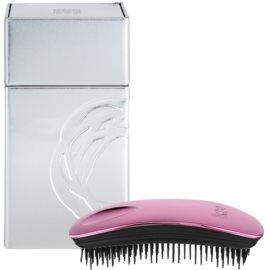 ikoo Metallic Home krtača za lase Rose Black