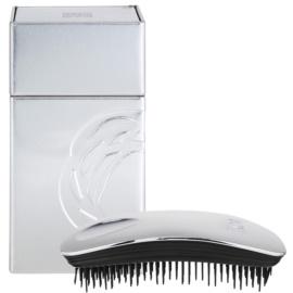 ikoo Metallic Home krtača za lase Oyster Black
