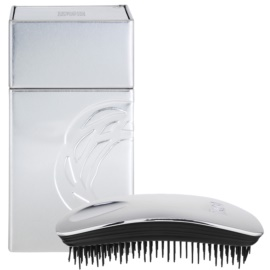 ikoo Metallic Home kartáč na vlasy Oyster Black