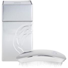 ikoo Metallic Home krtača za lase Oyster White