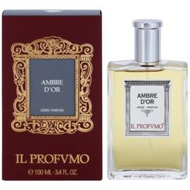 IL PROFVMO Ambre D´Or Eau de Parfum unisex 100 ml