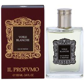 IL PROFVMO La voile Blanche Eau de Parfum für Damen 100 ml