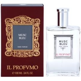 IL PROFVMO Musc Bleu Eau de Parfum para mulheres 100 ml