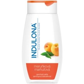 Indulona Apricot zjemňujúce telové mlieko s marhuľovým olejom  250 ml