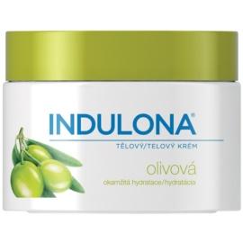 Indulona Olive hydratačný telový krém s olivovým olejom  250 ml