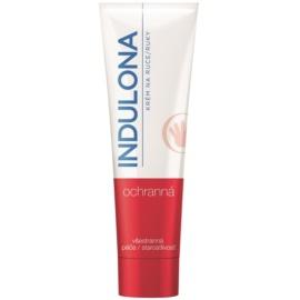 Indulona Protection ochranný krém na ruce s antibakteriální přísadou  85 ml