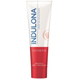 Indulona Protection ochranný krém na ruky s antibakteriálnou prísadou  85 ml