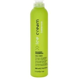 Inebrya Balance szampon do regulacji sebum  300 ml