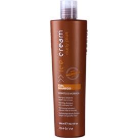 Inebrya Curly Plus szampon nawilżający do włosów kręconych  300 ml