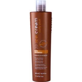 Inebrya Curly Plus hydratační šampon pro vlnité vlasy  300 ml