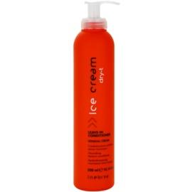 Inebrya Dry-T vyživující bezoplachový kondicionér pro suché a barvené vlasy  300 ml