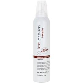 Inebrya Keratin pěna na vlasy s keratinem  250 ml