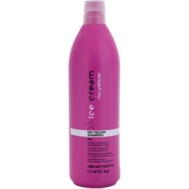 Inebrya No-Yellow šampon neutralizující žluté tóny  1000 ml