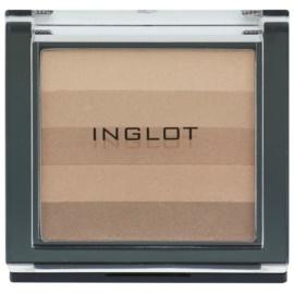 Inglot AMC polvos bronceadores multicolor tono 80 10 g
