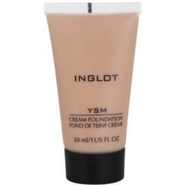 Inglot YSM matující krémový make-up odstín 43 30 ml