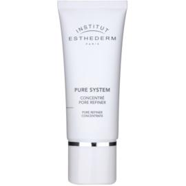Institut Esthederm Pure System Konzentrat strafft die Haut und verfeinert Poren  50 ml