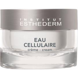 Institut Esthederm Cellular Water crème énergisante effet lissant  50 ml