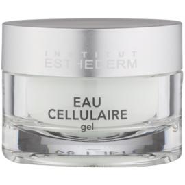 Institut Esthederm Cellular Water Gel für eine intensive Feuchtigkeitsversorgung und Erfrischung der Haut  50 ml