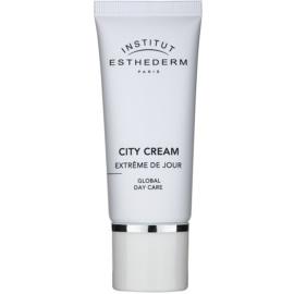 Institut Esthederm City Cream schützende Tagescreme gegen negative Umwelteinflüsse  30 ml