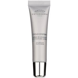 Institut Esthederm Cyclo System Rejuvenating Lip Contour Cream  15 ml