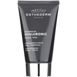 Institut Esthederm Intensive Hyaluronic розгладжуюча маска для глибокого зволоження шкіри  75 мл