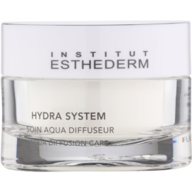 Institut Esthederm Hydra System Face Cream With Moisturizing Effect  50 ml