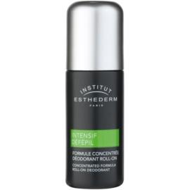 Institut Esthederm Intensive Défépil deodorant roll-on pro zpomalení růstu chloupků  50 ml