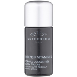 Institut Esthederm Intensive Vitamine C Powder Serum Against Wrinkles and Pigment Spots  4 g