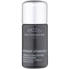 Institut Esthederm Intensive Vitamine C pudrast serum proti gubam in pigmentnim madežem  4 g