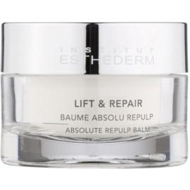 Institut Esthederm Lift & Repair vyhlazující krém pro zpevnění kontur obličeje  50 ml