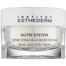 Institut Esthederm Nutri System Nourishing Cream With Royal Jelly  50 ml